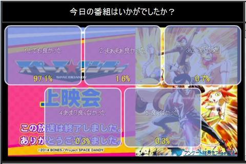 スペース☆ダンディ 26話 ニコ生アンケート.jpg